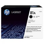 HP Toner CF 281 A black No. 81 A