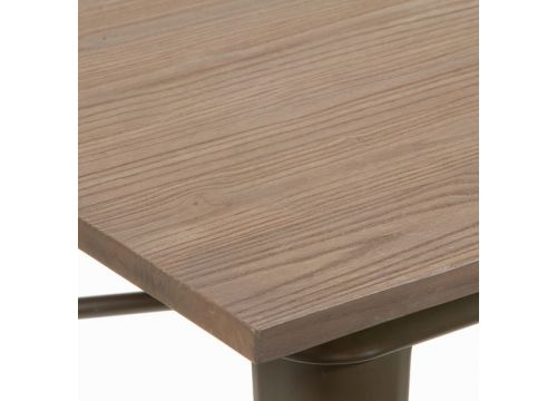 Cooper table - Serious Line Collection by Craften Wood