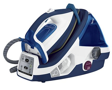 Tefal Pro Express Total GV8962 1.6L Protect soleplate Blue,White