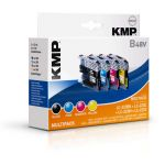 KMP B48V Multipack compatible with Brother LC-223 BK/C/M/Y