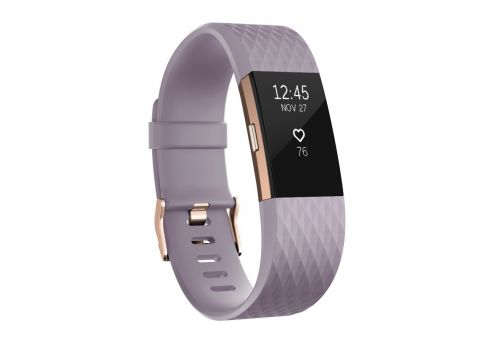 Fitbit Charge 2 large         lavender/rose gold