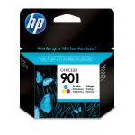 HP CC 656 AE ink cartridge 3-colors No. 901