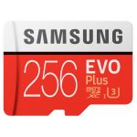 Samsung microSDXC EVO+ 256GB with Adapter MB-MC256GA/EU