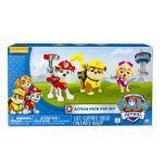 Paw Patrol Action Pup 3pk Online Exclusive 1 (Marshall, Rubble, Skye)